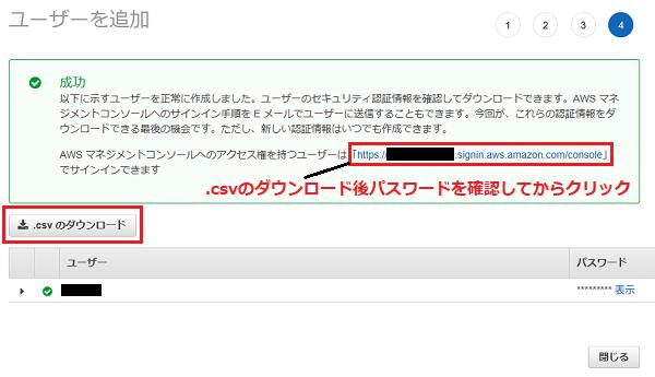 AWS Cloud9 IAM設定