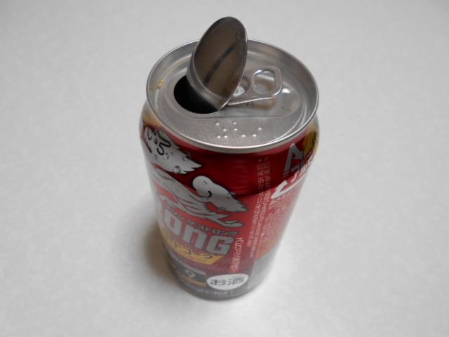 飲みかけの缶チューハイを炭酸が抜けないように保存する方法