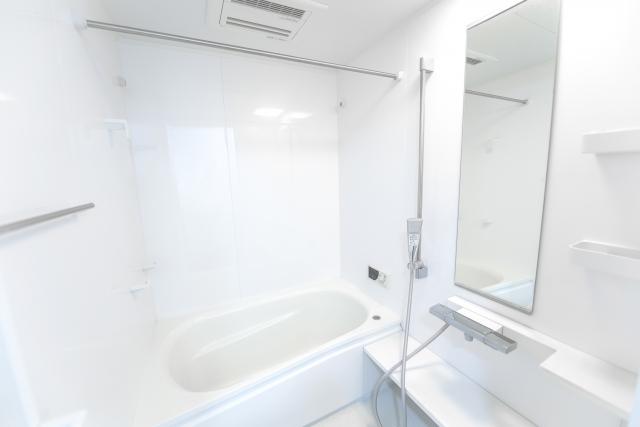 風水的に良いバスルーム
