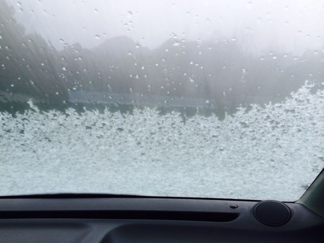 フロントガラスの凍結に対する解氷・対処方法