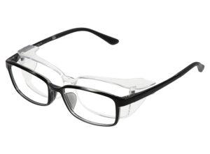 ゾフの花粉症対策メガネ