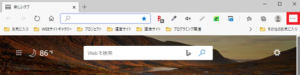 Edgeの検索エンジンをgoogleに変更する方法